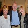 Classmate Kathy Carroll, her husband Doug Detherage and classmate Paula Roberts.