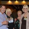 Classmates Tom Maday, Darlene Kelly, Bonnie Shoulders and Betty Jo Max.